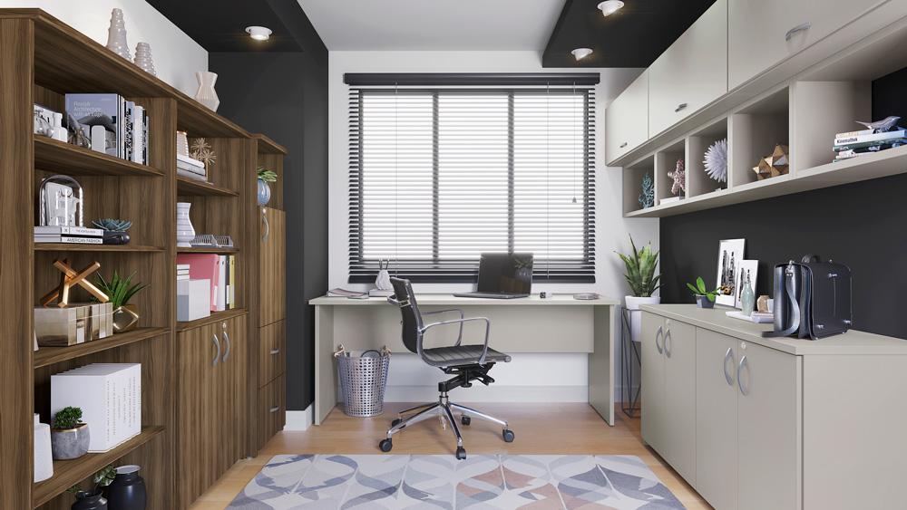 O Home Office do Viajante